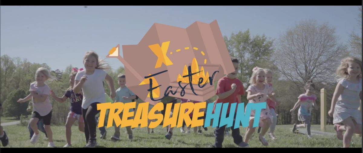 Covenant Kids Treasure Hunt