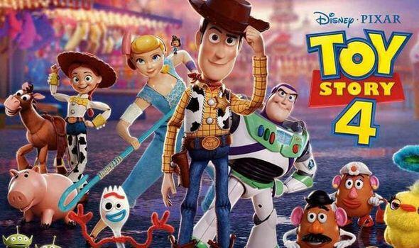 Toy Story 4 Movie Day