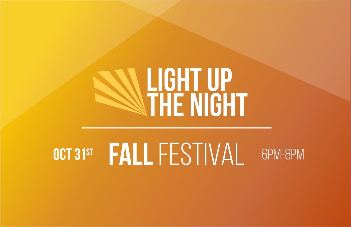 Light Up The Night Fall Festival