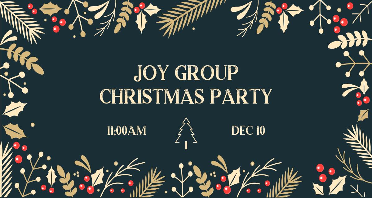 JOY Group Christmas Party