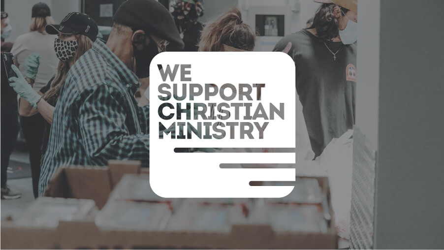 Christian Ministry Item Drive